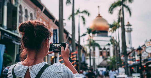 【如果你想】獨自旅行也能拍出好照片,五個實用拍照技巧分享!