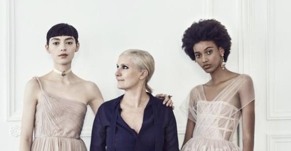 你看過她的經典標語,但懂她的野心嗎—Dior 創意總監的女性主義