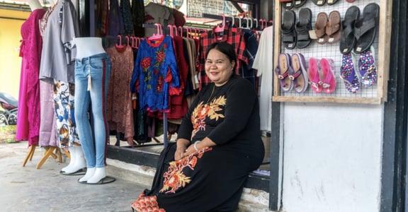 媽媽過世我在台灣,移工Vivi:「我好想找媽媽,但她已經不在了」