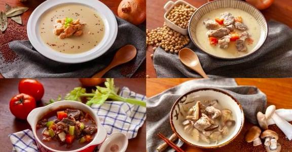 健康新氣象!桂冠攜手陽明大學,打造營養湯品
