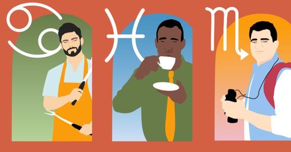 星座老爸|雙魚、巨蟹、天蠍:不寵你,我還能寵誰
