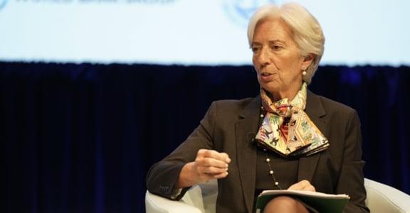 進入男性主宰的全球金融世界:她是歐洲央行首位女總裁