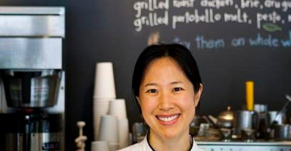哈佛女孩的烘培夢 張柔安 Joanne Chang