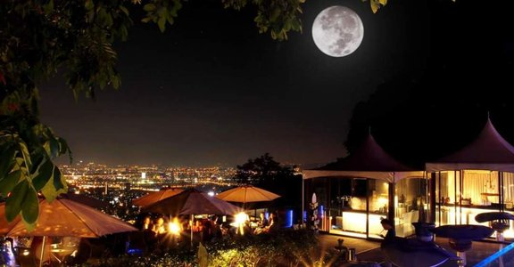 在城市裡,別太早睡:5 家台北浪漫夜景餐廳盤點