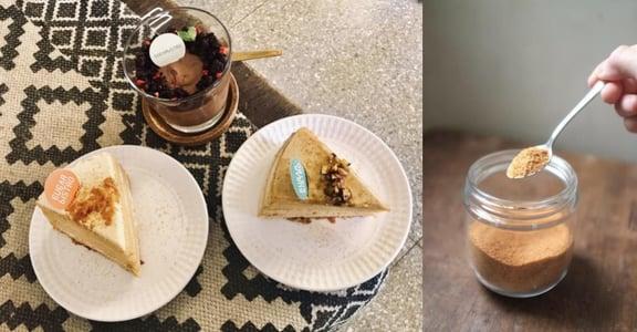 東門低熱量早午餐:黑糖拿鐵、戚風蛋糕,減脂人的天堂