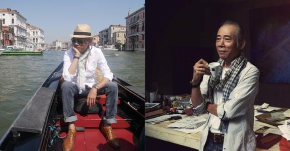 專訪 75 歲紳士彭雄渾:打扮,不該只是女生在做的事