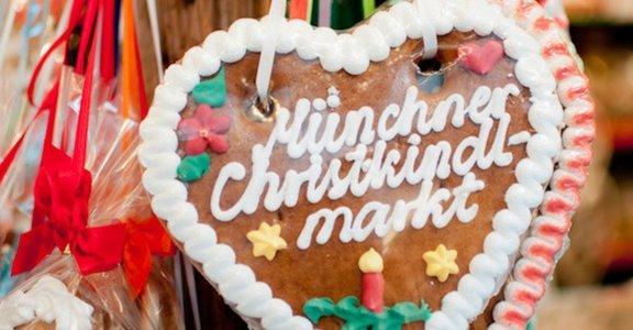 漫遊慕尼黑聖誕市集