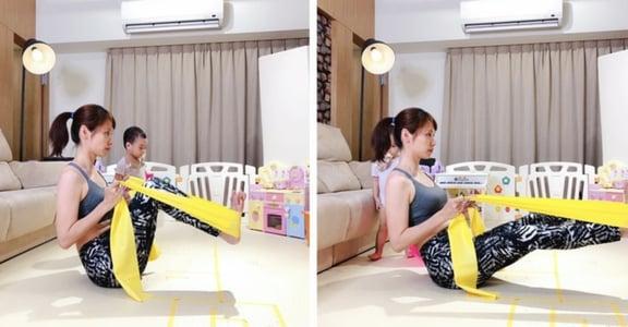 想練出緊實腿型?四招讓你「躺著練」的居家運動法