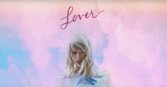 泰勒絲的 30 歲情書《Lover》:比起甜美,這是更懂得溫柔的年歲