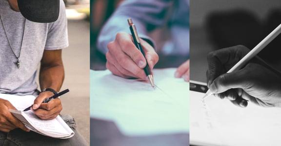 你會怎麼拿筆?從握筆姿勢,看出你潛在的人格特質!