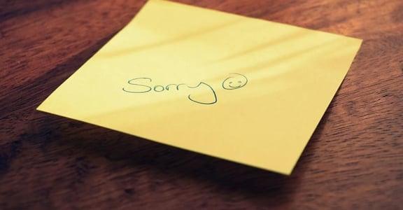 好男人是調教出來的!為何要男人道歉這麼難?