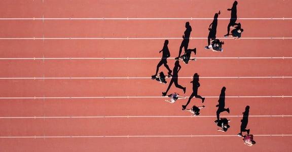 學生時期,為什麼女生會慢慢從運動場上退出?