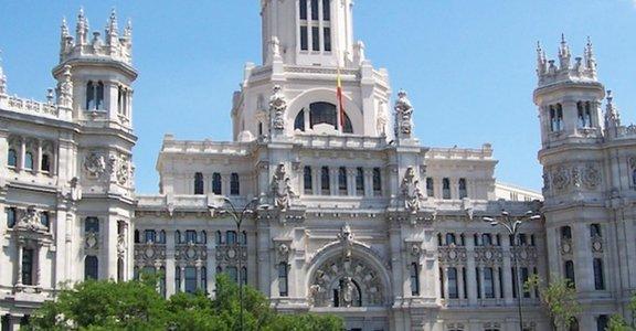 《老天有交代,這輩子要狠狠玩一次 》在馬德里的西班牙人