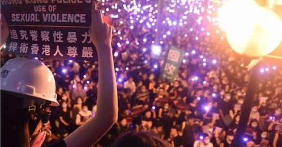 香港性暴力調查:大部分受害者「不知如何反應」,而且選擇不報警