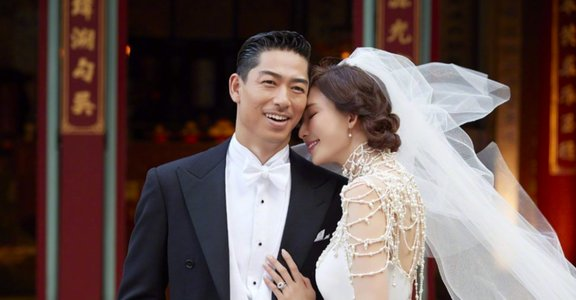 「我一直堅信愛情」林志玲與 AKIRA:雖然我們很晚才走到一起,但餘生還有很多好光景