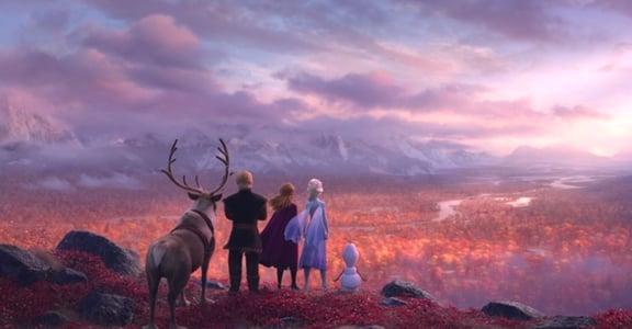 《冰雪奇緣 2》打造絕美神話場景,製作團隊為求真實徒步走訪北歐