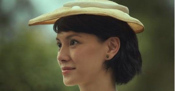 出演愛情史詩電影《夕霧花園》,金馬評委:「這絕對是李心潔從影生涯的演技代表作。」