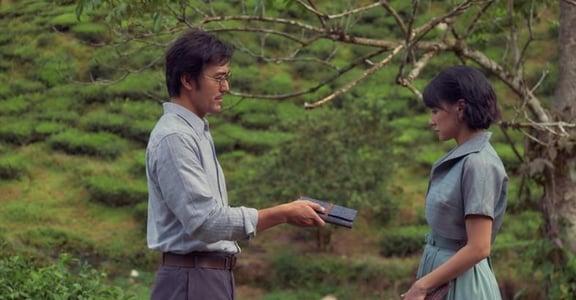 《夕霧花園》中一同演出苦澀愛戀,阿部寬與李心潔戲外久久無法平復