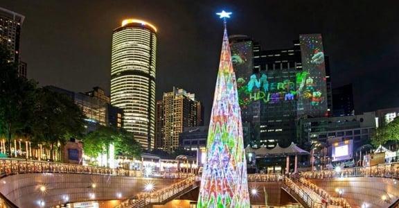 從台灣到世界:冬季絕美聖誕樹盤點