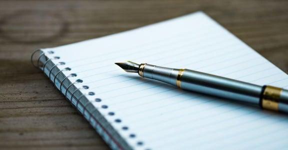 劉軒專文|每天寫下三個感恩事件,為什麼能讓情緒穩定?