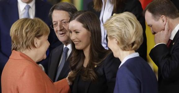 芬蘭總理與女性內閣:一群女性領導國家,展現的是未來的可能性