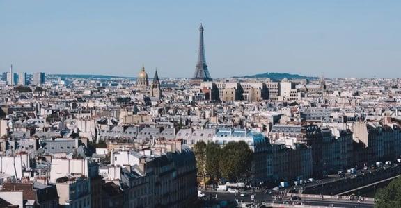 巴黎最美的景色,不在路上!絕美露台酒吧、屋頂俱樂部盤點