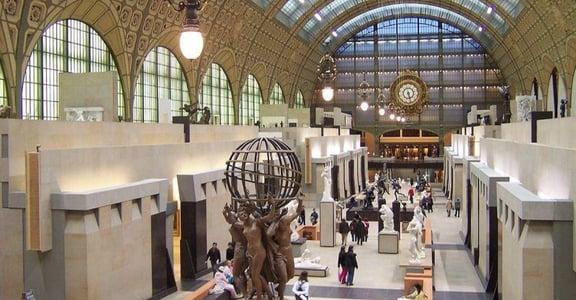 免費博物館日、蒙馬特數階梯:體驗巴黎的一百種方法