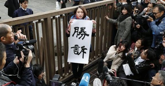 「就算全世界與你為敵,我要跟你站在一起」伊藤詩織母親:我為我女兒的勇氣感到驕傲