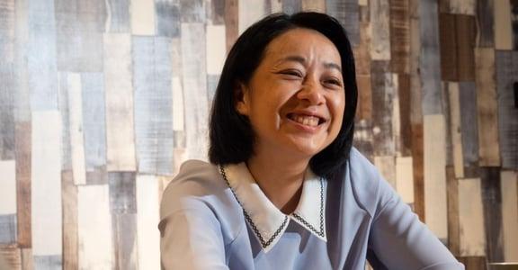 專訪王婉諭:如果參政,可以比只當受害者好
