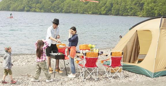 想帶孩子去野營?八大重點選對營地