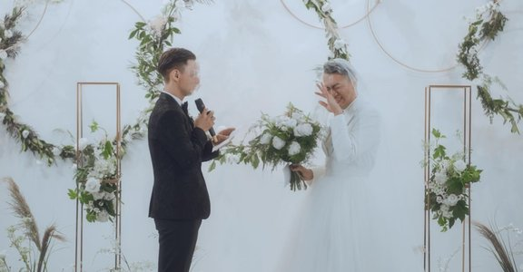 Tyla 泰辣與老公的婚禮:我是我,你是你,我們在愛情裡成為自己