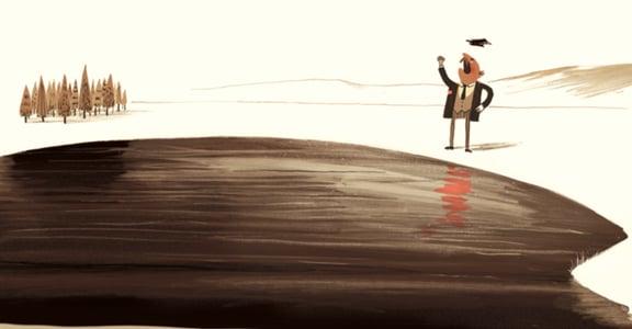 給大人的繪本|喜歡佔有的人,內心其實很孤獨