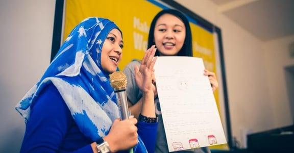 移工故事|Mila:我打算在回去前,努力讓印尼的名字被台灣記住