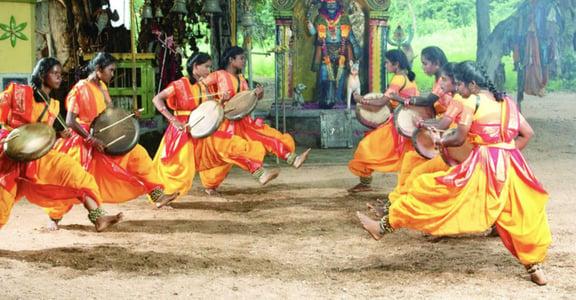 夏克緹舞蹈團:生而為印度女性,她們被視作階級裡的「賤民」