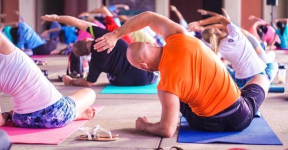 給男性的瑜伽體驗:在這裡,所有堅強都可以被卸下