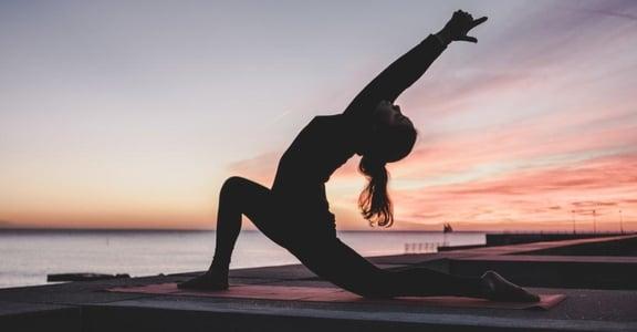 【運動小姐】瑜伽教我的事:最難克服的不是身體的傷,而是心理恐懼