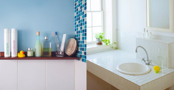 「浴室乾淨,感覺整個房間也變乾淨了」八個讓浴室像飯店舒適的簡單佈置法