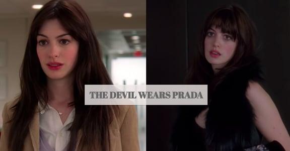 【獨立系女子】《穿著 PRADA 的惡魔》安海瑟薇:長大不是委屈求全,是有勇氣轉身離去