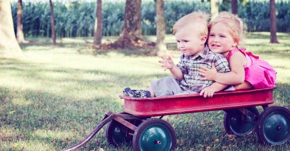 「生個弟弟妹妹陪你玩好嗎」決定懷孕前,如何緩解「老大情結」?