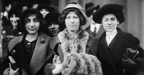 女性歷史月!九個品牌、博物館,都推動女力慶祝活動