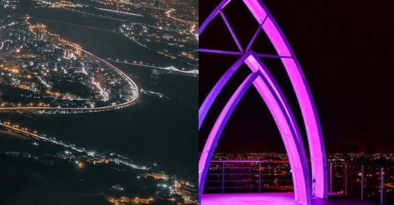 想短暫逃離都市!新竹五個絕美浪漫夜景景點