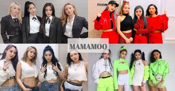 K-POP 迷妹觀察|寫在 N 號房事件後:韓國女團 MAMAMOO ,為什麼女粉絲高達九成?