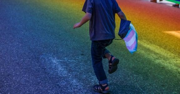 一個跨性別者的日記:我只是一直想,何時能早點「做回自已」