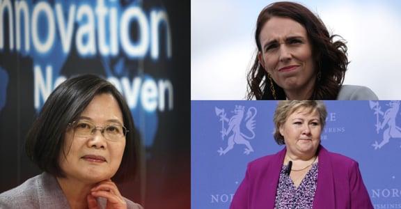 要對抗可怕的新型冠狀病毒嗎?問問女性領導者,她會知道的