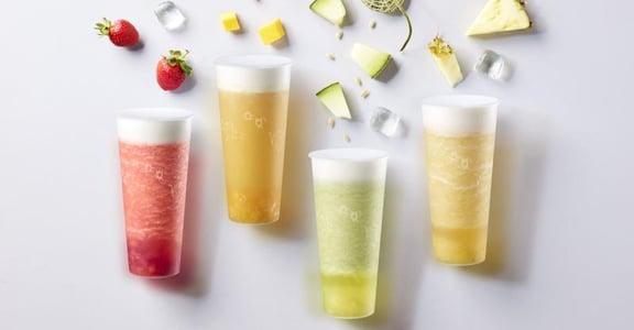 冰塊融化茶香依舊!ICE MONSTER 推出「茶冰塊」飲品革命