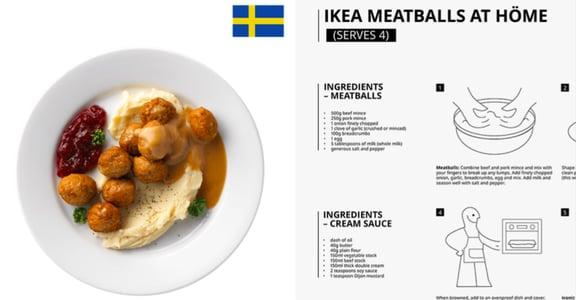 居家療癒食譜|在家自製 IKEA 經典肉丸,愛吃多少就吃多少!