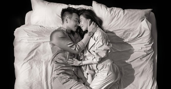 專訪王陽明 & 蔡詩芸:分手八年後再相愛,生命注定讓我遇見你