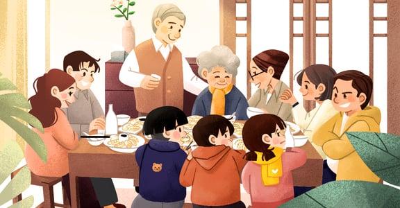 【春天餐桌故事】手工餃子:想圓一個家,值得我們這樣耐心