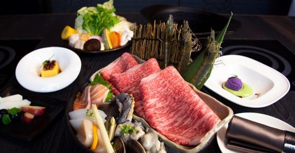萬中選一精品鍋物 「食令·shabu」進駐台北 101 !