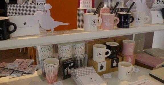 Milly的首爾情緒風景:繽紛咖啡店 coco bruni